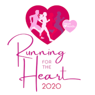 """Running for the HEART"" Virtual 5K Run/Walk with Heart N Hands"