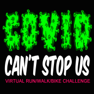 Covid Can't Stop Us Virtual Challenge