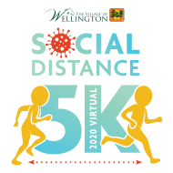 Wellington's Social Distance Virtual 5k
