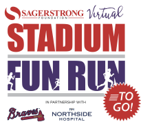 """STAYING SAGERSTRONG""  WEEKEND -- VIRTUAL FUN RUN, BLOOD DRIVE and MORE!"