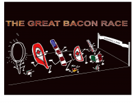 The Great Bacon Race