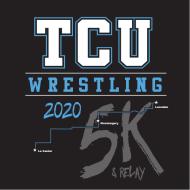 TCU Wrestling 5K & Relay