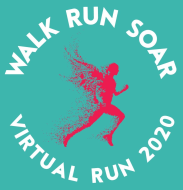 WALK RUN SOAR VIRTUAL RUN 2020 - 5K, 10K, HALF MARATHON