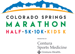 Colorado Springs Virtual Marathon, Half, 10K, 5K, and KidsK