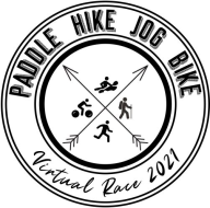 Virtual Paddle, Hike, Jog, Bike