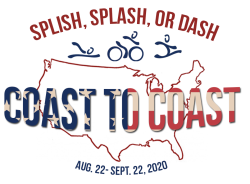 2020 Splish, Splash, or Dash: Coast to Coast Community Challenge