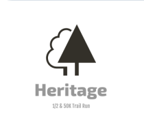 Heritage 13.1 & 50K Trail Run