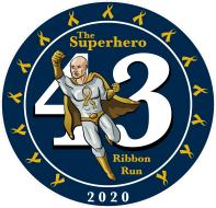 Superhero 43 Ribbon Races