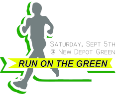 Run on the Depot Green