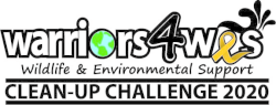 Warriors 4 W.E.S. Clean-up Challenge
