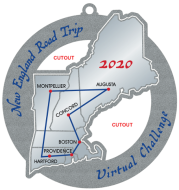 New England Road Trip Challenge