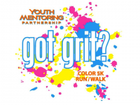 "Youth Mentoring Partnership ""got grit?"" Color 5k - Run/Walk"