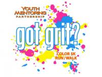 "Youth Mentoring Partnership ""got grit?"" Color 5k - Run/Walk"