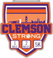 1st Annual All In Clemson Strong Virtual 5K