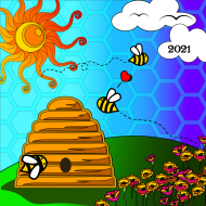 2nd Annual Hubert Celebrates Honey Bees