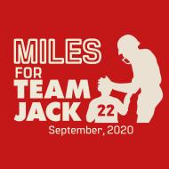 Miles for Team Jack
