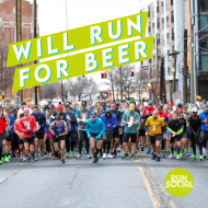 Monday Night Brewing Westside 10 - Will Run for Beer!