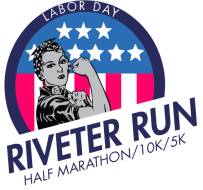 Labor Day Riveter Run Half Marathon, 10K & 5K