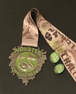 September Monster 50/Little Monster 25 Mile Challenge
