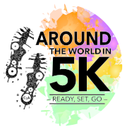 Around the World in 5K (Virtual)