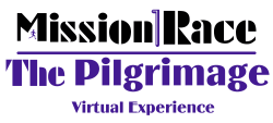 Mission1Race: The Pilgrimage Virtual Experience
