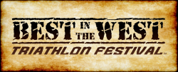 Best in the West Triathlon Festival - Pandemic Edition