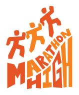 """2020 Marathon High """"Running is in Our Blood"""" Virtual Half Marathon"""