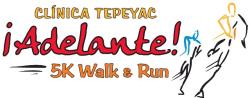 Virtual Adelante 5K Walk/Run