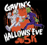 Gavin's Hallows' Eve 5K