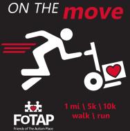 FOTAP On The Move Virtual Run/Walk