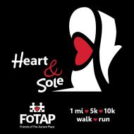 FOTAP Heart and Sole Virtual Run/Walk