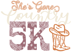 She's Gone Country 5K (Virtual)