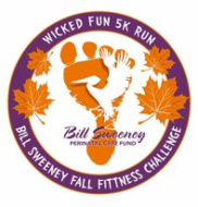Bill Sweeney Fall Fitness Challenge and Wicked Fun Run 5K