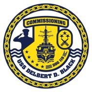 USS Delbert D. Black DDG 119 Commissioning 5K