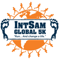 IntSam Global 5K Run or 1 Mile Walk