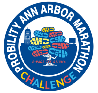 "Ann Arbor Virtual Marathon & ""Mile-a-Day"" Marathon Challenge: E-Race the Stigma"
