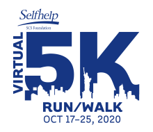 Selfhelp Virtual 5K Run/Walk