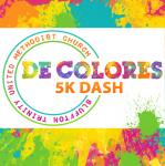 De Colores Dash 5k Color Run