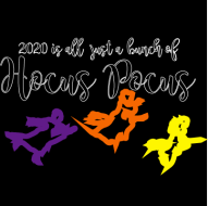 2020 Is All Just a Bunch of Hocus Pocus Half Marathon, 10K & 5K