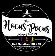 The Hocus Pocus Continues in 2021 - Half Marathon, 10K & 5K