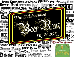 The Milwaukee Beer Run 5k/.05k