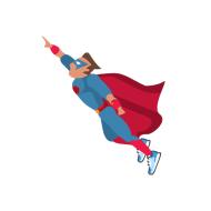 Superheroes for CMV 5k
