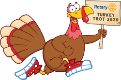 Rotary Club of Richmond Virtual Turkey Trot 2020