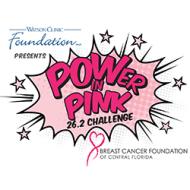 POWer in Pink - 26.2 Virtual Marathon Challenge
