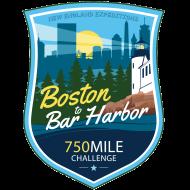 Boston to Bar Harbor Challenge Logo
