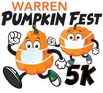 Warren Pumpkin Festival VIRTUAL 5K Run/Walk
