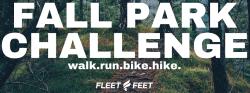 Fleet Feet Fall Park Challenge