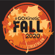 Kinetic Multisports Virtual Fall Triathlon Festival
