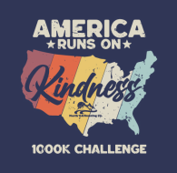 America Runs on Kindness 1000K Challenge
