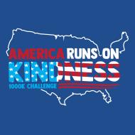 America Runs on Kindness 1000K Challenge